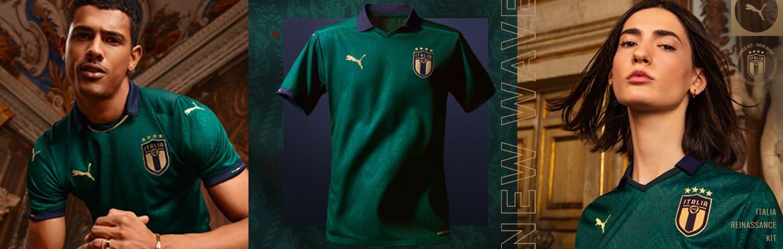 Italy Reinassance Kit Puma